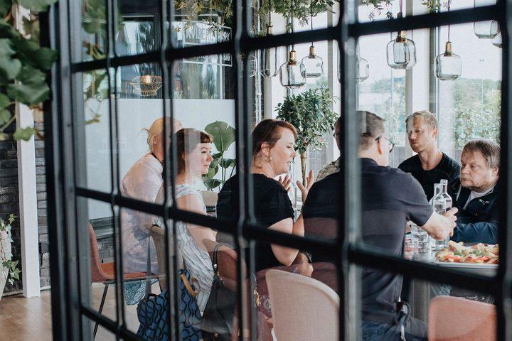 Konferensanläggning i Göteborg