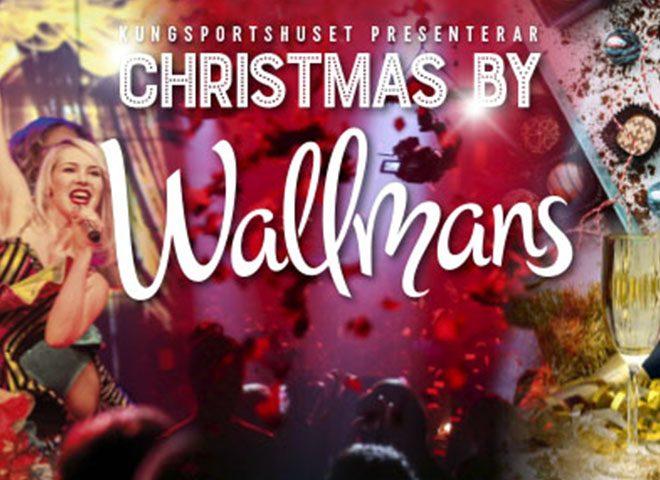Wallmans Christmas Show - Konferensanläggning med konferensaktiviteter i Göteborg.